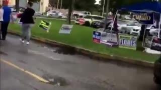 Cuban Trump Rally Miami