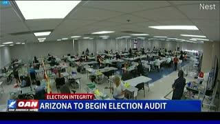 Ariz. to begin election audit