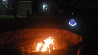 Fire pit time part 2