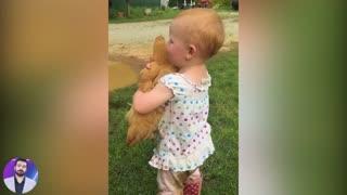 Cute babies moments