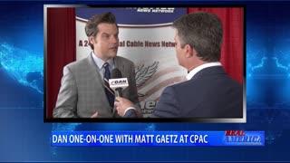 Real America - Dan W/ Matt Gaetz