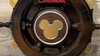 Pirates of the Caribbean Magic Band Scanner