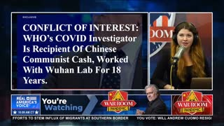 Natalie Winters and Dr. Yan Expose Cover Up at Wuhan Lab