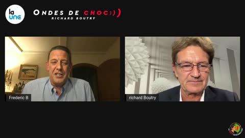 Ondes de choc avec Frédéric Baugniet - 13.09.2021