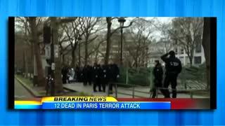 Paris Shooting Video - Charlie Hebdo Terror Attack
