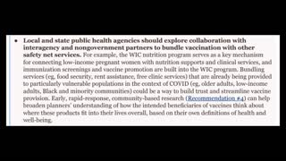 The-Publics-Role-in-COVID-19-Vaccination RECOMMENDS mandatory vaccine WITH WIC, Rent help, etc.