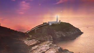 Mystical Moonlit Lighthouse...