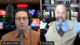 People's Pundit & Robert Barnes Discuss Importance of Signature Match   The Washington Pundit