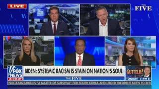 Greg Gutfeld: President Biden is part of systemic racism