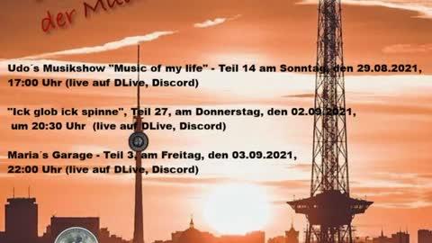 Radio Earth - Ick glob Ick spinne - Folge 26