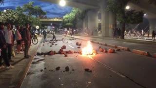 Paro 4D Video 2 Puerta del Sol Bucaramanga