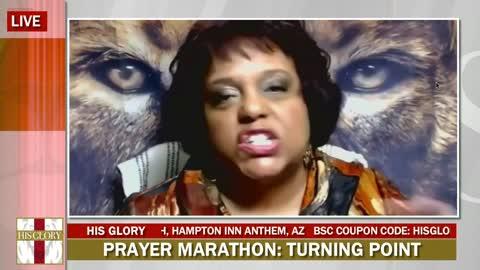 His Glory Prayer Marathon - Turning Point