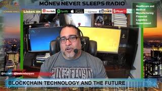 Money Never Sleeps Radio with Louis Velazquez, Mar 5, 2021