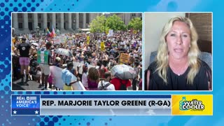 Rep. Marjorie Taylor Greene doesn't get Pride Month