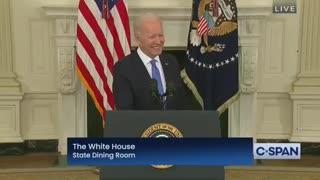 EMBARRASSING: Biden Nods Off During Press Conference