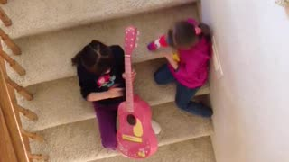 surprise family singalong