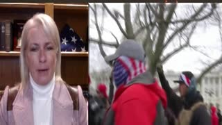 Tipping Point - FBI Cracks Down on Jan 6th Protesters with Julie Kelly