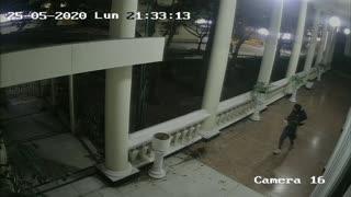Robo en el Club del Comercio de Bucaramanga