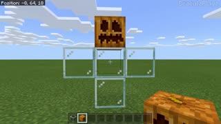 How to make Glass Golum Minecraft
