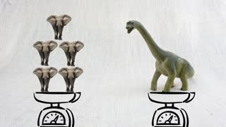 Learn about DINOSAURS! For kids