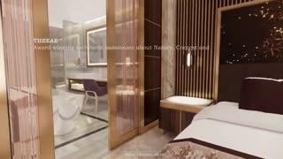 A Suite room interior design of Koi Resort Hotel & Residence
