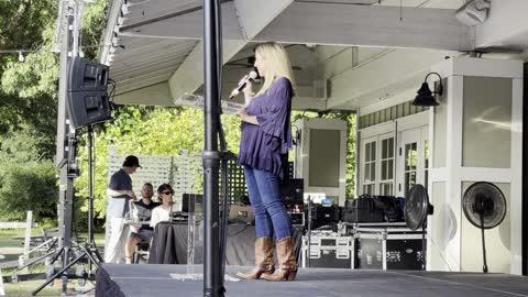 ETR Founder Laurie Zapp Speaks at #fightback Rally in Beaufort, SC