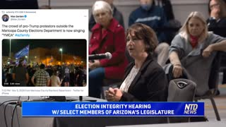 Arizona 2020 Election Fraud Allegations