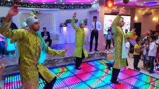 Shikamara Mahraja Wedding Dance