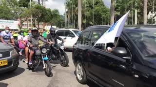 Bucaramanga- Marcha