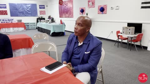 Kevin Jackson at ASU: How will Blacks Fare Under Biden?