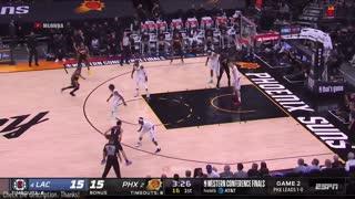 LA Clippers vs Phoenix Suns Game 2 Highlights