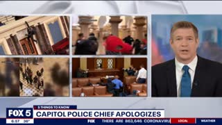Main Stream Media admits Trump did not tell his supporters to attack the Capitol