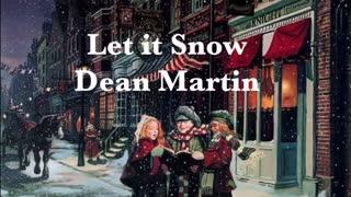 Dean Martin - Let it Snow! - Christmas Music