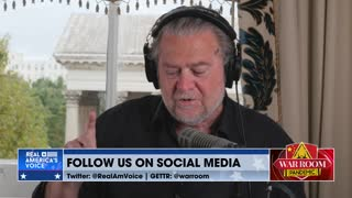 Bannon Unleashes On Texas Authorities Over Out Of Control Border Invasion