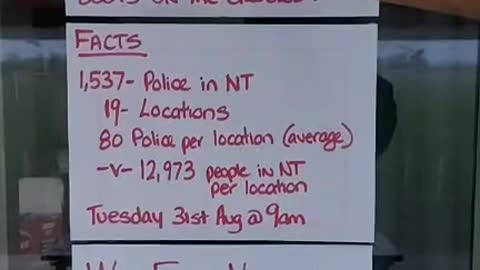 Northern Territory we fear nothing these are the numbers
