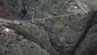 Royal Gorge Mission, Colorado, April 2019