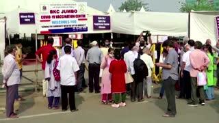 India's COVID toll tops 200,000 dead