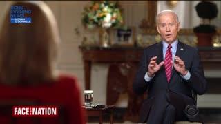 "Biden: ""I Don't Mean It As A Criticism"""