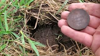 Metal Detecting For Old Treasures