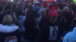 Million MAGA March Moms for America speech