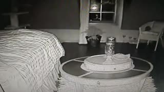 ghost in room