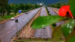 Stunning capital city of Pakistan