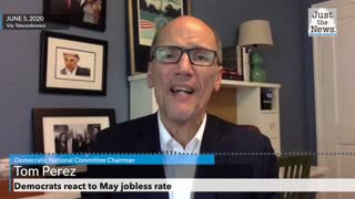 Democrats react to jobless rate