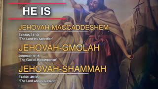 Names of God - Who is Jesus