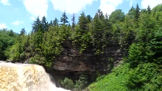 Black River Falls West Virginia June 2016
