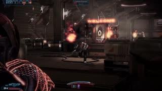 Mass Effect 3 Gameplay 2020 - Omega DLC part 1
