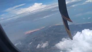 Um vôo sobre o rio São Francisco