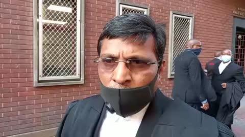 Zandile Gumede lawyer Jay Naidoo Part 2