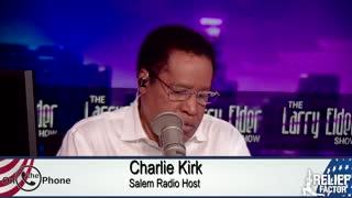 Charlie Kirk: Merrick Garland Will Decriminalize Illegal Border Crossings