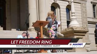 Let Freedom Ring Affidavit Delivery For Forensic Audit Michigan